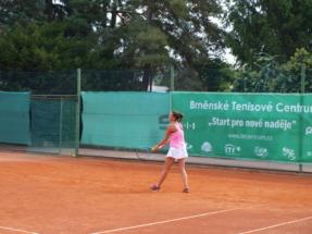 Miriam Kolodziejová, vítězka turnaje